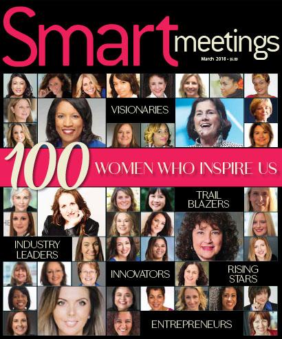 Smart Meeting Magazine Cover 2018